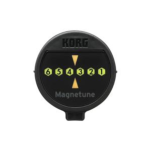 Afinador magnetico para guitarra l MG-1 - KORG-0