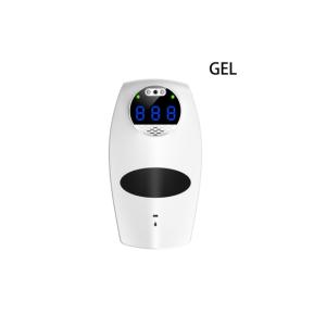 Termometro con dispensador de gel l N06 PRO -0