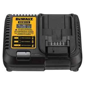 Cargador de baterias de litio de 12v. 4amps | DCB115 - DEWALT-0