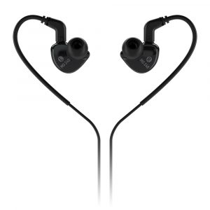 Auriculares de monitoreo de estudio con controladores híbridos duales | MO240 - BEHRINGER-0