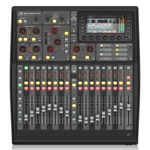 Consola de mezclas digital de 40 entradas y 25 buses para montaje en rack con 16 preamplificadores   X32 PRODUCER - BEHRINGER-0