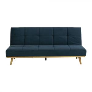 Sofa cama azul l ENNA-0