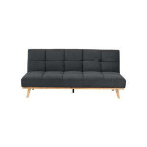 Sofa cama negro l ENNA-0
