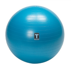 Bola de estabilidad 75cm azul l BODY SOLID-0