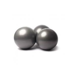 Pelota de yoga 55cm gris l MND-0