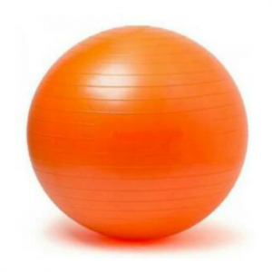 Pelota de yoga 75cm naranja l MND-0