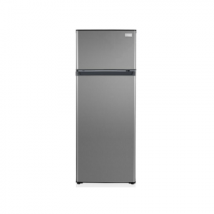 Refrigeradora 7.5 pies gris l OSTER-0