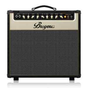 Amplificador de valvulas vintage de 2 canales y 55 vatios con reverberacion   V55 - BUGERA-0