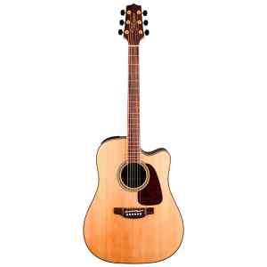 Guitarra electroacustica con funda   GD93CE NAT - TAKAMINE-0