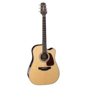 Guitarra electroacustica con funda   GD90CE-ZC NAT - TAKAMINE-0