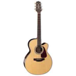 Guitarra electroacustica con funda   GN90CE-MD NAT - TAKAMINE-0