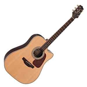 Guitarra electroacustica con funda   GD90CE-MD NAT - TAKAMINE-0