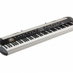 Piano stage vintage con bocina l KORG-0