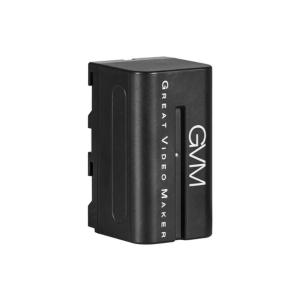 Bateria y cargador para monitores l GVMNPF750 - GVM-0