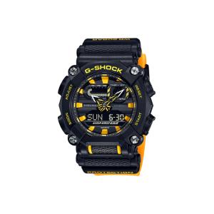 Reloj g-shock negro con anaranjado l CASIO-0