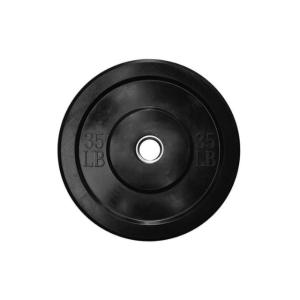 Disco bumper 35lbs negra l MND-0