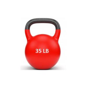 Kettlebell vinil 35 lbs l MND-0