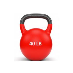 Kettlebell vinil 40 lbs l MND-0