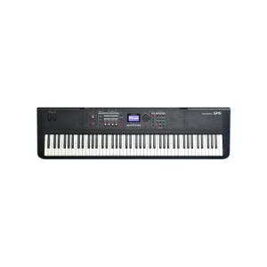 Piano de 88 notas monitor lcd l KURZWEIL-0