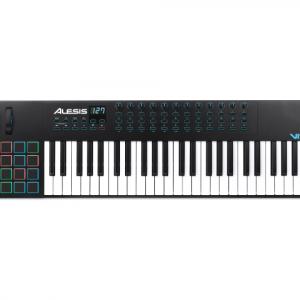 Controlador de teclado usb midi 49 teclas l ALESIS-0