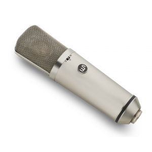 Microfono profesional de condensador l WA-67 - WARM AUDIO-0