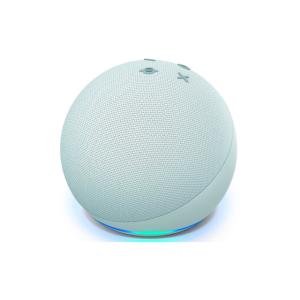 Bocina inteligente echo dot blanca l AMAZON-0
