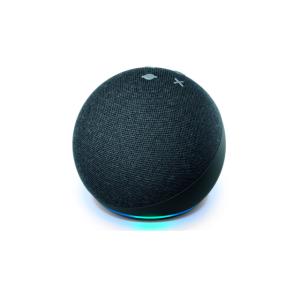 Bocina inteligente echo dot negro l AMAZON-0