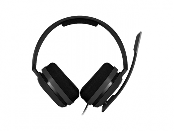 Audifonos 3.5mm con microfono negro-azul l LOGITECH-27129