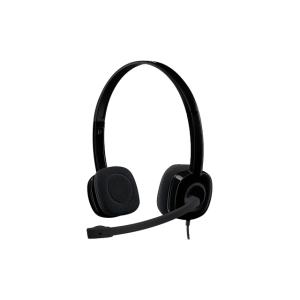 Audifonos h151 3.5mm con microfono l LOGITECH-0
